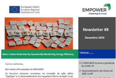 Capa newsletter 8